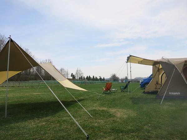 ファミリーパークゴルフ追分キャンプ場 アルマディ6