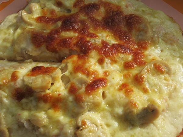 グリルパン ピザ