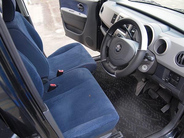 車のルームクリーニング