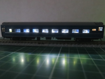 自作室内灯 (6)