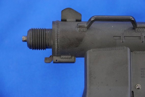 MGCM76サイレンサー