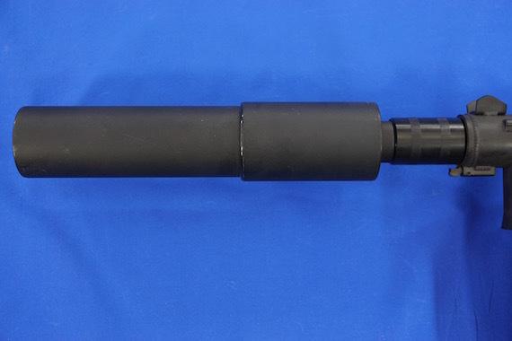 MGCM76サイレンサー3