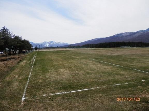 バラギ高原 グリーンヒルサッカービレッジ