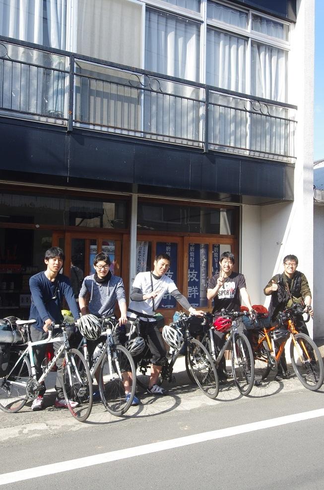京大サイクリング部