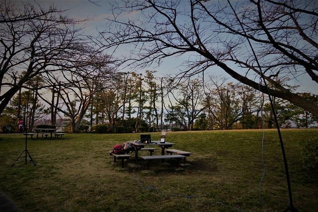野島公園でDX(1)