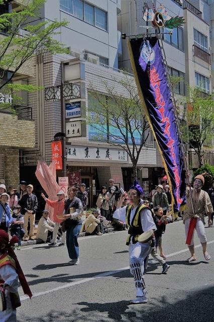2017春の野毛大道芸(2)