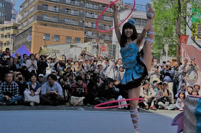 2017春の野毛大道芸(5)