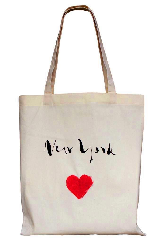 NEW YORK HEART TOTE BAG (1)