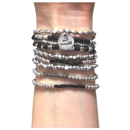 Black and Silver Coco set black silver (1)1