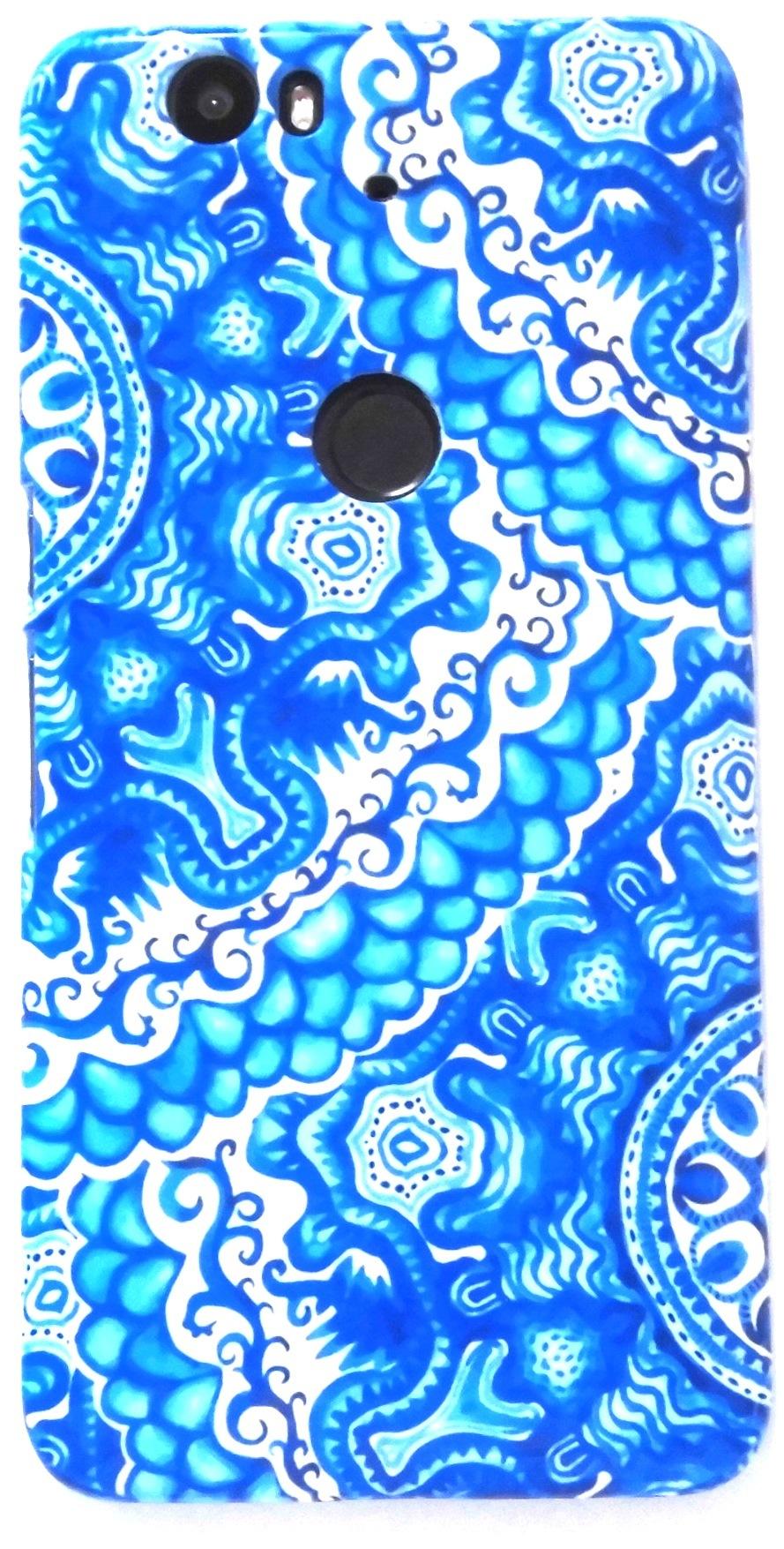 Watercolor nexus 6p case (2)