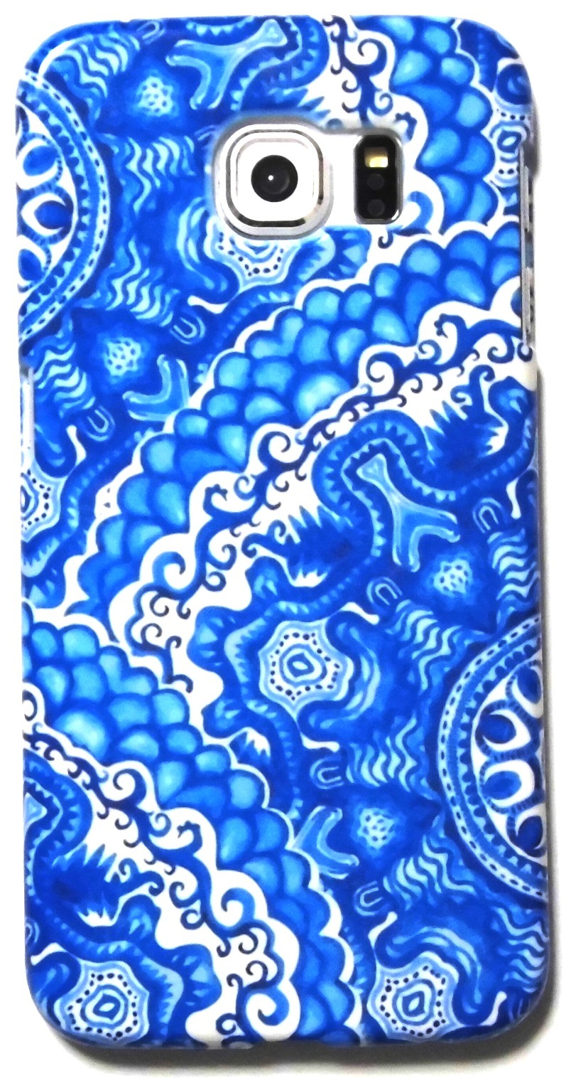 Watercolor galaxy s6 case (5)11