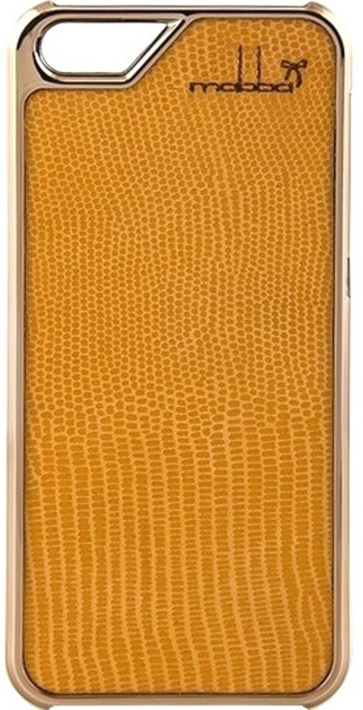 iPhone 5 5s Case Leder Die kleine Fee gelb gold 1