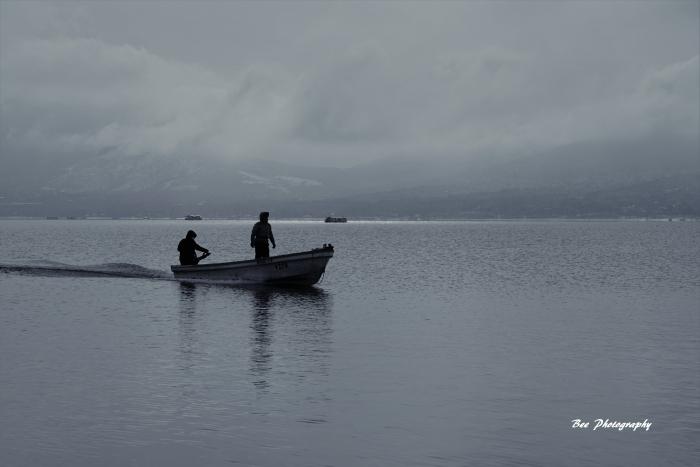 山中湖0727
