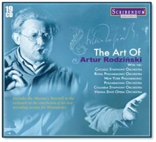 The Art Of Artur Rodzinski 【最安値19CD】アート・オブ・アルトゥール・ロジンスキの芸術