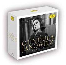 Gundula Janowitz Edition【最安値14CD】グンドゥラ・ヤノヴィッツ・エディション ア・ヴォイス・オブ・シルヴァー・アンド・ゴールド