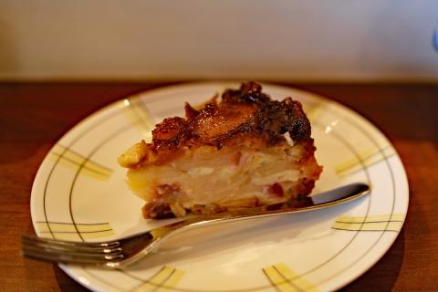 05リンゴのケーキ