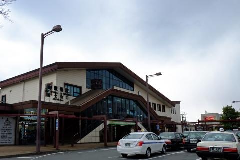 01御殿場駅富士山口