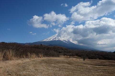 33富士ケ嶺付近