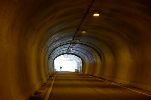 28津ノ谷大正のトンネル