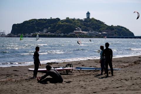 24江の島から鎌倉へ