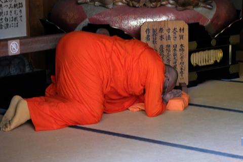 45長谷寺インドの僧