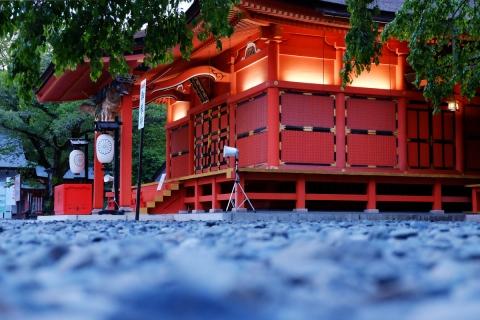 64浅間大社拝殿