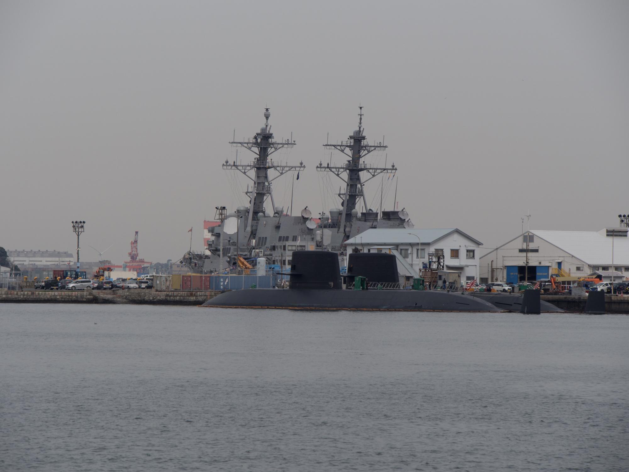 20170323-潜水艦