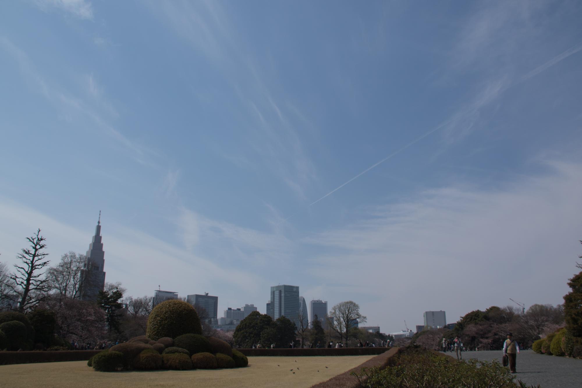 20170405-新宿高層ビル群