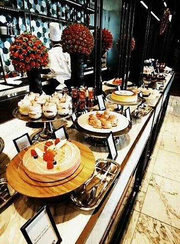 グリロジー&バー ケーキ (2)