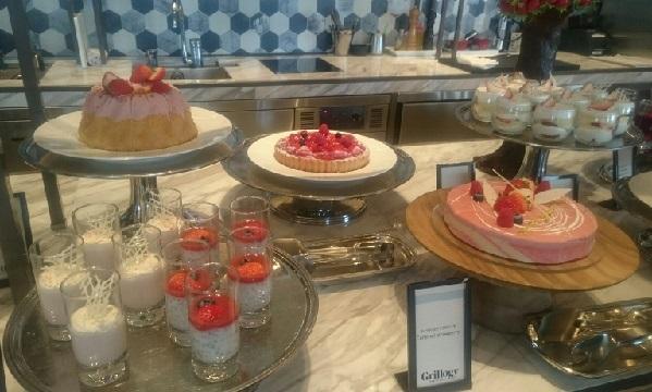 グリロジー&バー ケーキ (4)