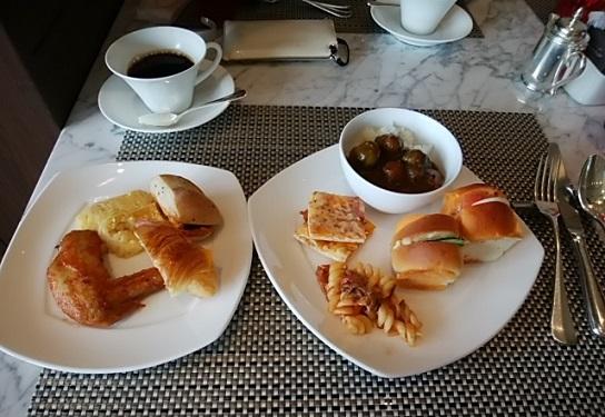 グリロジー&バー 軽食 (2)