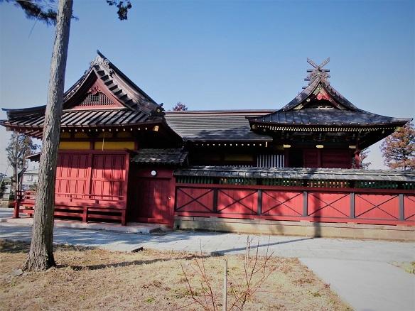 17.2.17 ママチャリング古尾谷神社→びん沼公園  (22)