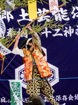 上矢口郷土芸能保存会