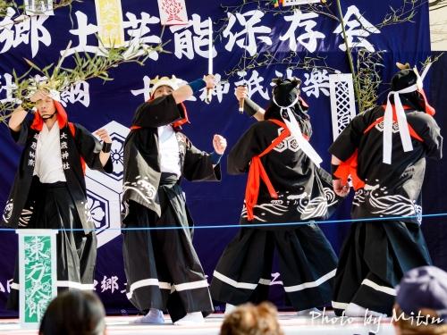 坂原神楽団