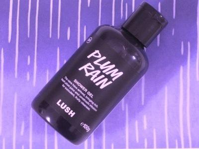 Plum Rain ShowerGel (レイニーシーズン シャワージェル)
