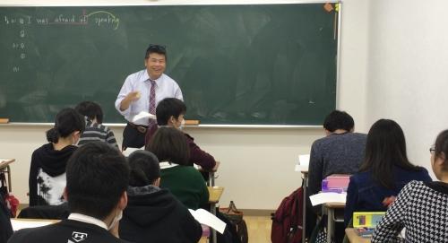小倉先生笑顔