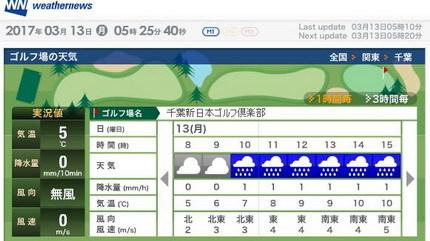 千葉新日本天気430