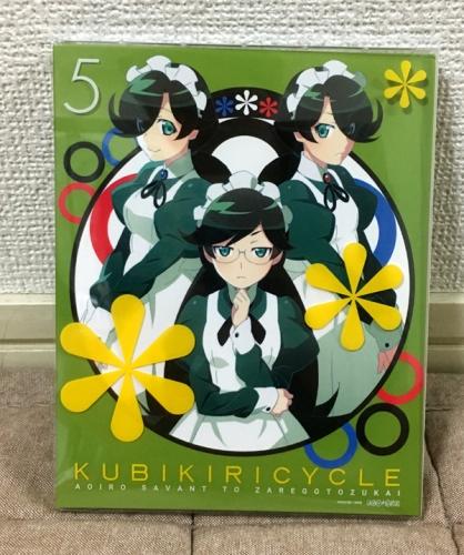 OVA「クビキリサイクル 青色サヴァンと戯言遣い」
