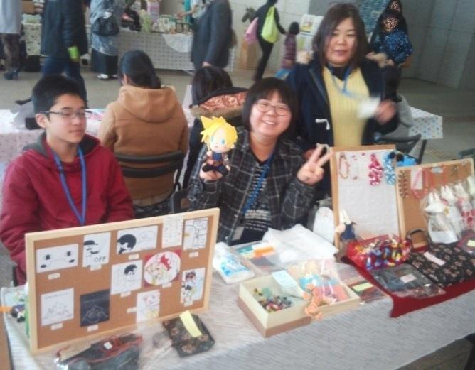 20170226アニメフェスタザマーケット