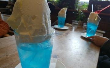 流氷ソーダ