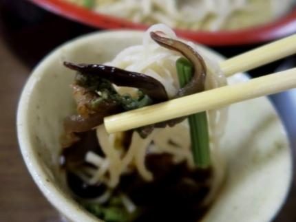 17-5-4 蕎麦山菜