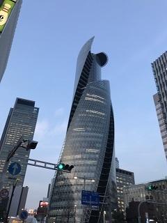 スパイラルタワー
