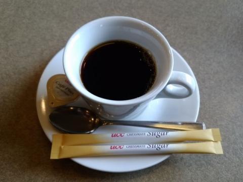 かつ一・H29・2 コーヒー
