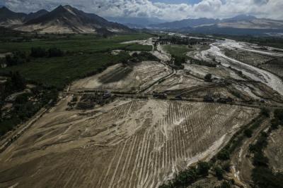 aftermath-flood-Trujillo-peru-march-2017ペルー