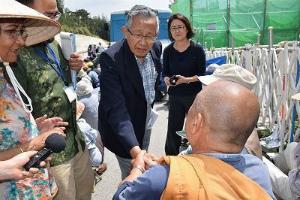 d673c8665ae54c04085ff452f09dba58インドの平和運動家が辺野古訪問