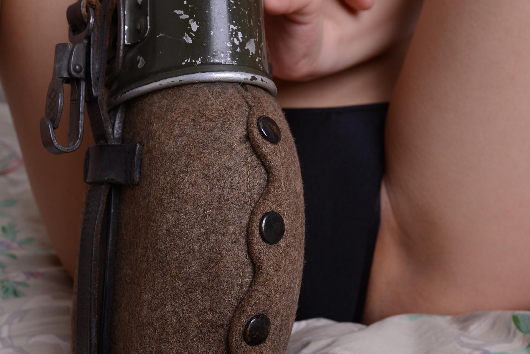 BGS水筒/フェルトカバーのボタン
