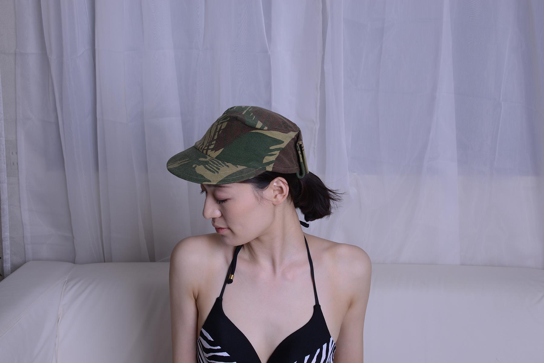 ローデシア迷彩戦闘帽