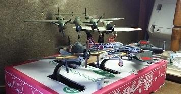飛行機コレクション1
