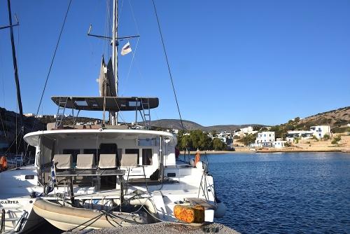 Iraklia Ag Georgious Port