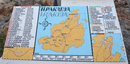 Irarlia Map